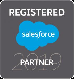Registered Salesforce Consultant Partner Badge