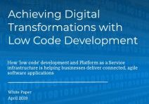 DigitalTransformationswithLowCodeDevelopment - Cover